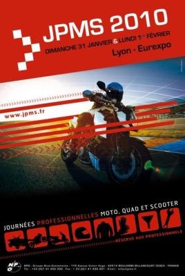 Affiche JMPS 2010